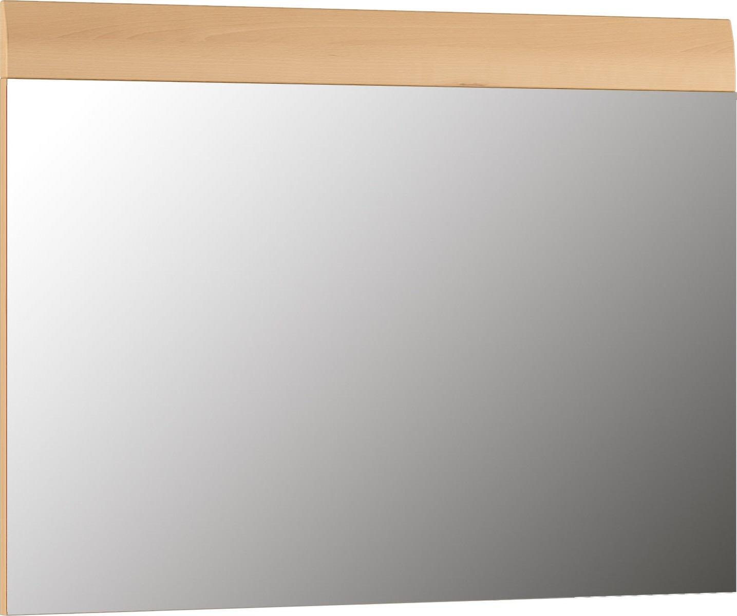 Wandspiegel Adana 89 cm breed in edel beuken