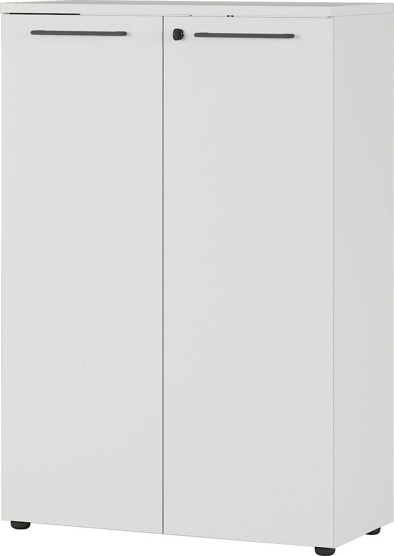 Archiefkast Agenda S 120 cm hoog in lichtgrijs