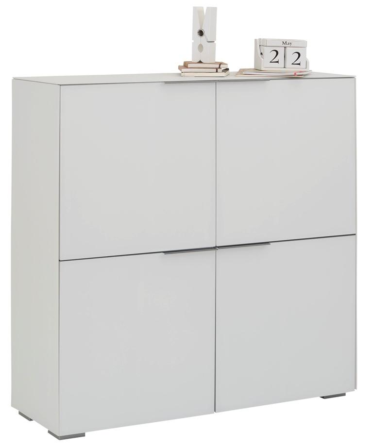 Archiefkast Yas 114 cm hoog - Wit