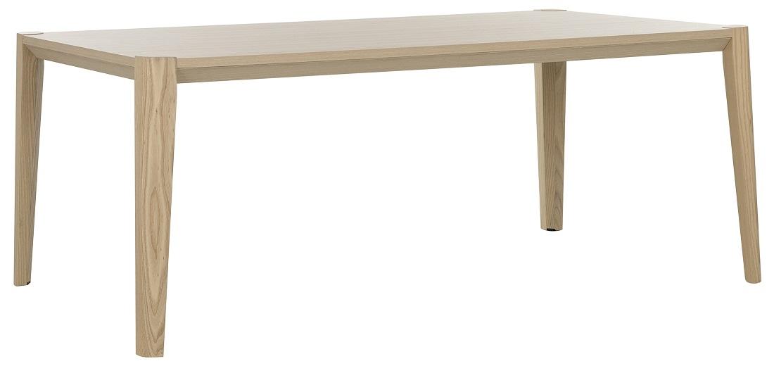 Bureau tafel Absolu 200 cm breed in eiken