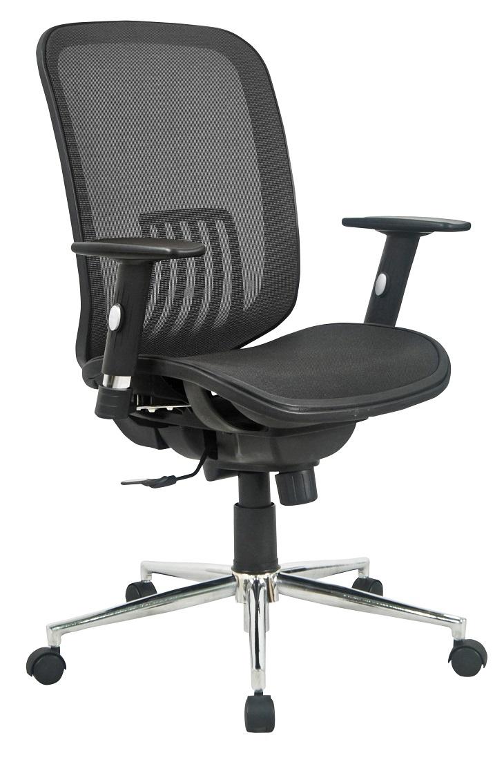 Bureaustoel Axiome - Zwart