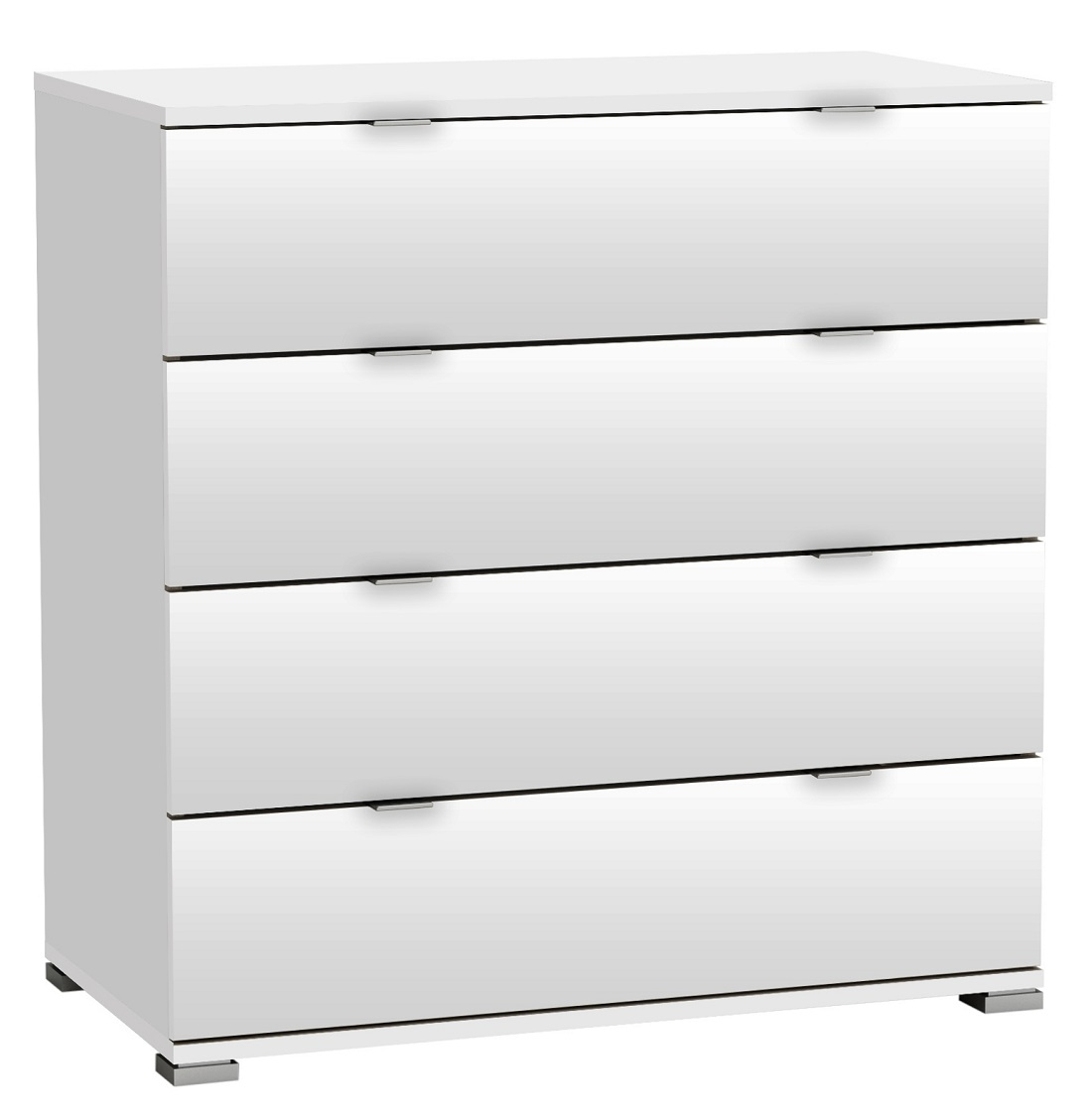 Commode Perfect 82 cm hoog - wit
