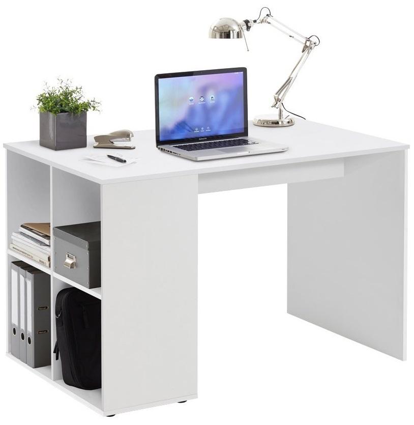 Computer Bureau Gent 117 cm breed - Wit