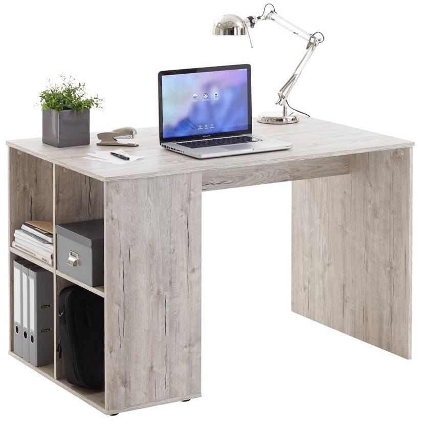 Computer Bureau Gent 117 cm breed - Zand eiken