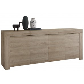 Dressoir Firenze 210 cm breed in Cadiz eiken