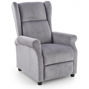 Fauteuil Agustin in grijs