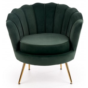 Fauteuil Amorinito 83 cm breed in groen