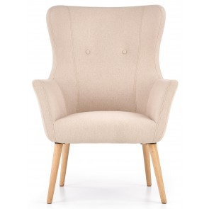 Fauteuil Cotto in beige