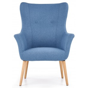 Fauteuil Cotto in blauw