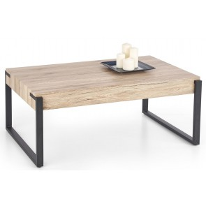 Salontafel Capri 110 cm breed in sanremo eiken