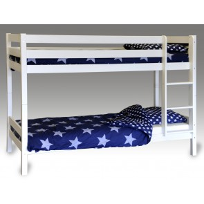 Stapelbed Viking 90x200cm - wit