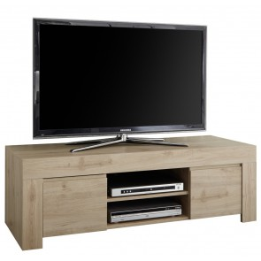 Tv-meubel Firenze 138 cm breed in Cadiz eiken