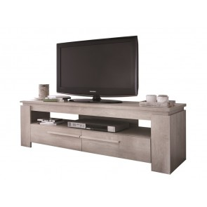 Tv-meubel Clio 140 cm breed in Champagne Eiken