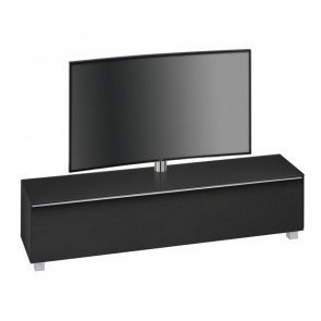 Tv-meubel Stick 180 cm breed - Zwart