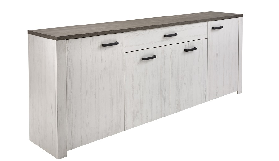 goedkope dressoir Marka 216 cm breed Young Furniture