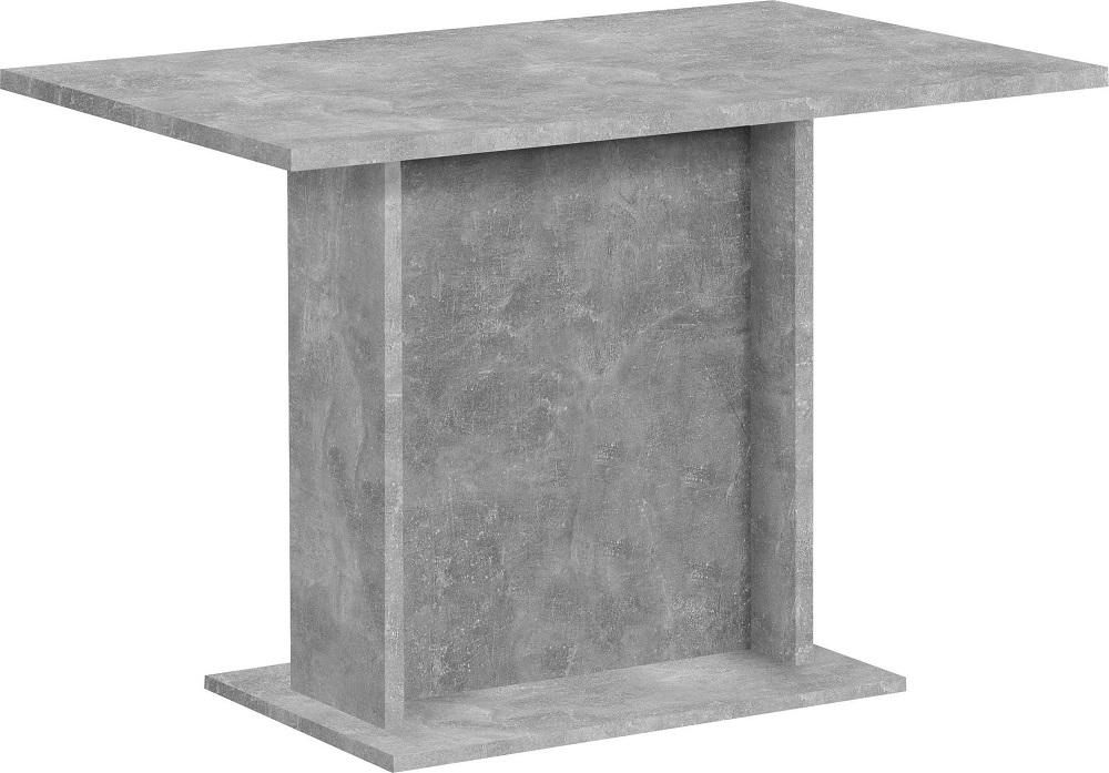 Eettafel Set Kopen.Eettafel Set Dornum 138 Cm Breed In Grijs Beton Met 2 Banken Kopen