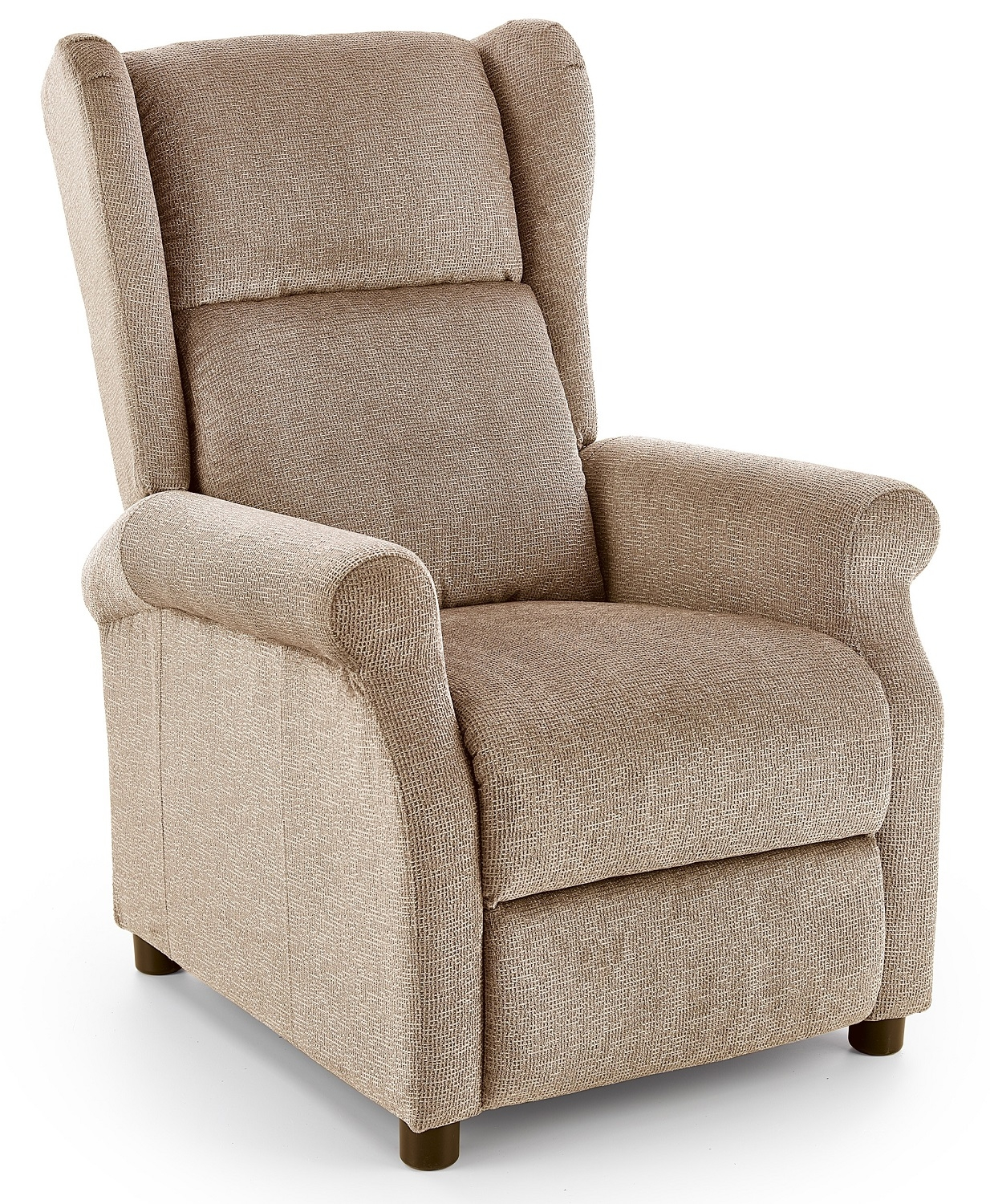 Fauteuil Agustin in beige