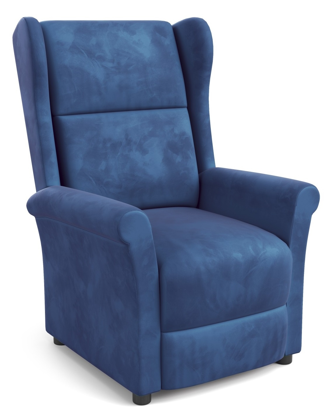 Fauteuil Agustin in blauw