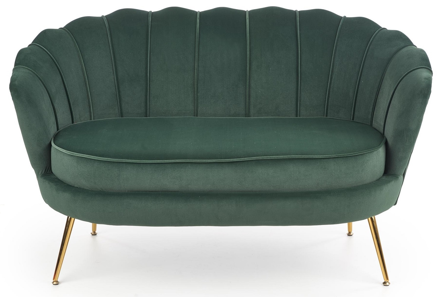 Fauteuil Amorinito 133 breed in groen