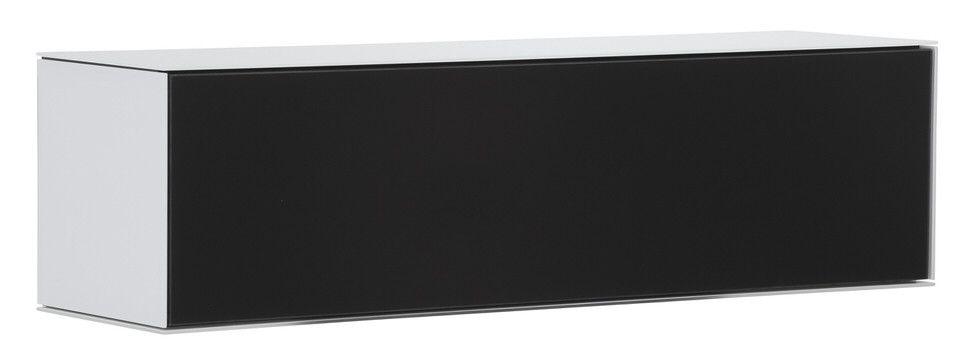 Fristi Hangkast 90 cm breed – Wit met zwart