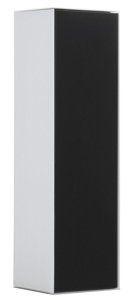 Fristi Hangkast 90 cm hoog Wit met zwart