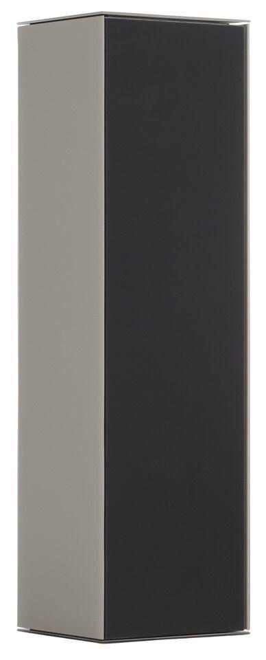Fristi Hangkast 90 cm hoog Zand met zwart