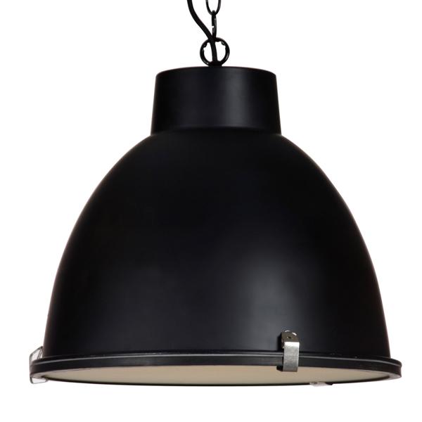 Hanglamp Hanger in mat zwart