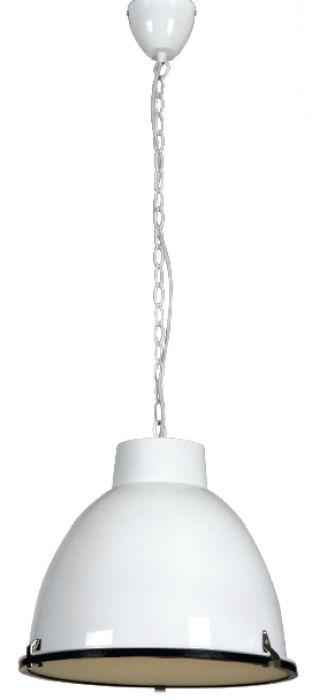 Hanglamp Hanger Wit Glans