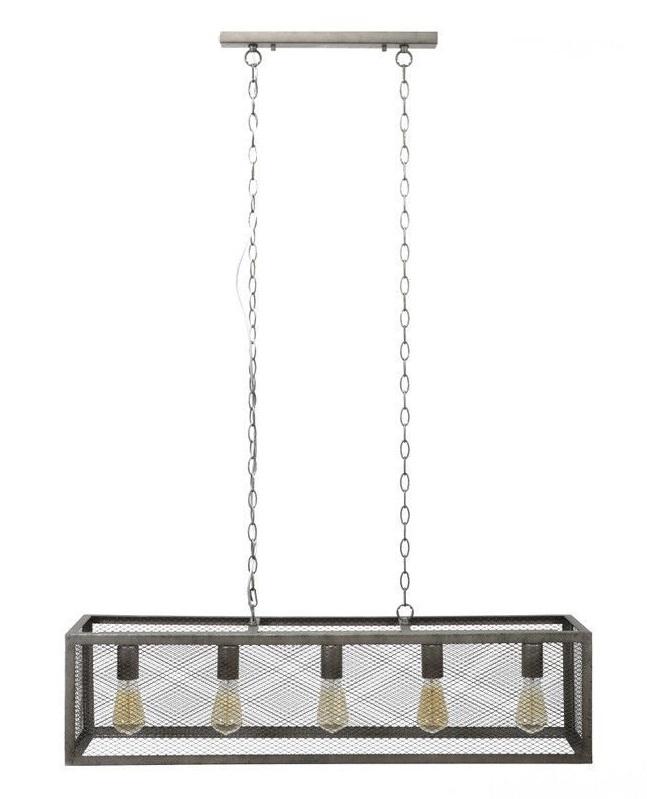 Hanglamp Brezza - Zilver