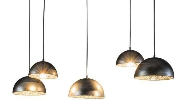 Hanglamp ilona 5L – Zilver