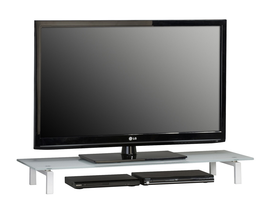 Tv-meubel Impala 110 cm breed in wit