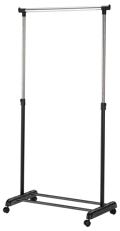 Kledingrek Easy 88 cm breed in zwart