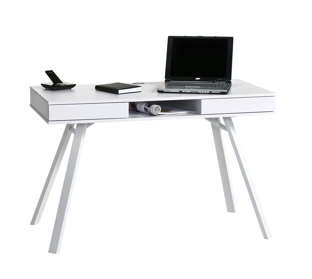 Laptoptafel Rodon 120 cm breed – Wit