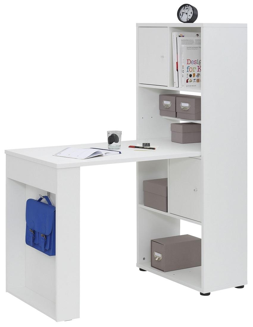 Mini Office bureau Halter - Wit