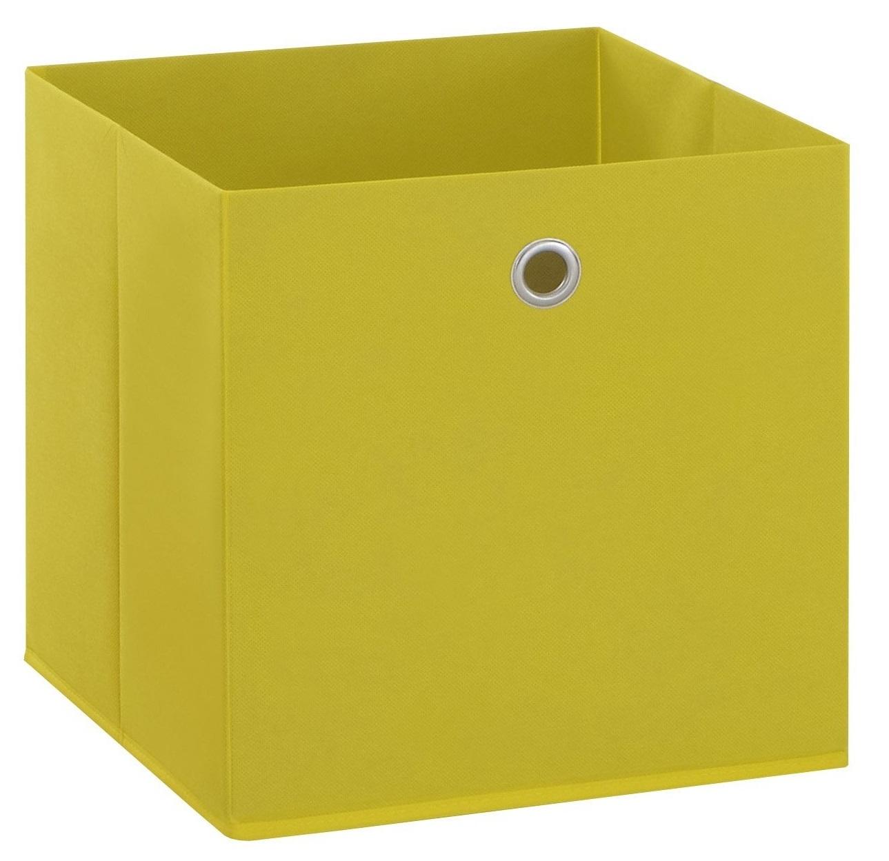 Opbergbox Mega Geel