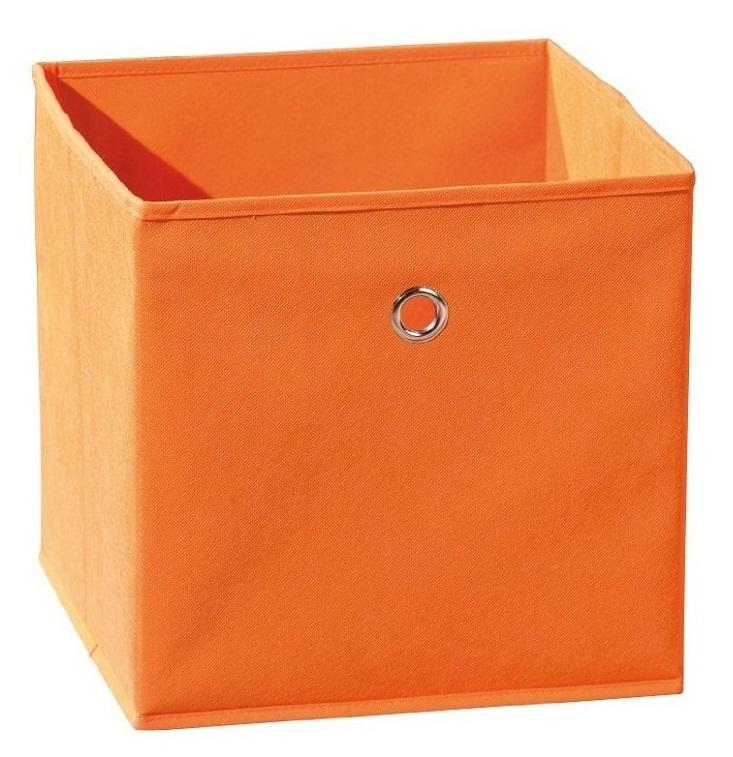 Opbergbox Mega Oranje