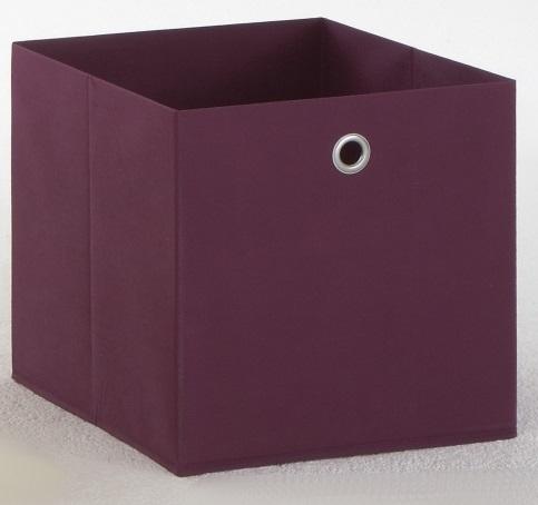 Opbergbox Mega in violet