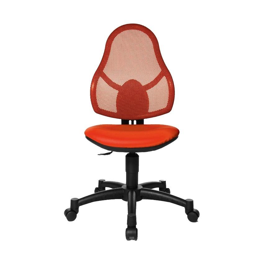 Bureaustoel Open Art Junior rood