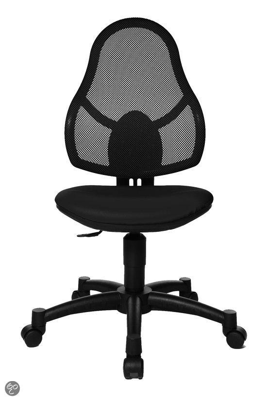 Bureaustoel Open Art Junior zwart