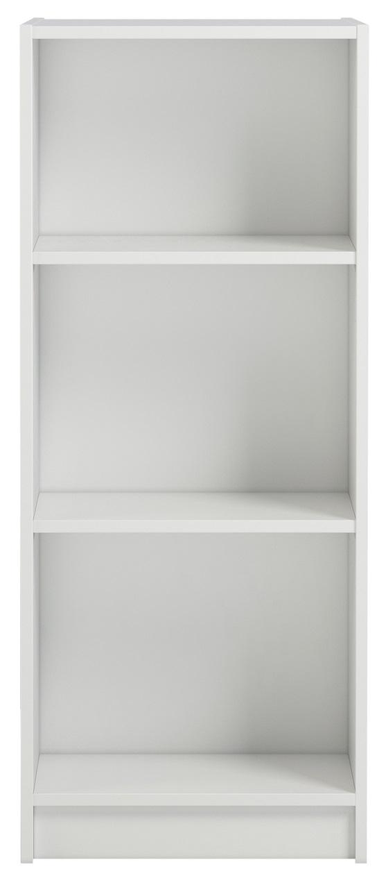 Boekenkast Anette 100 cm hoog in wit