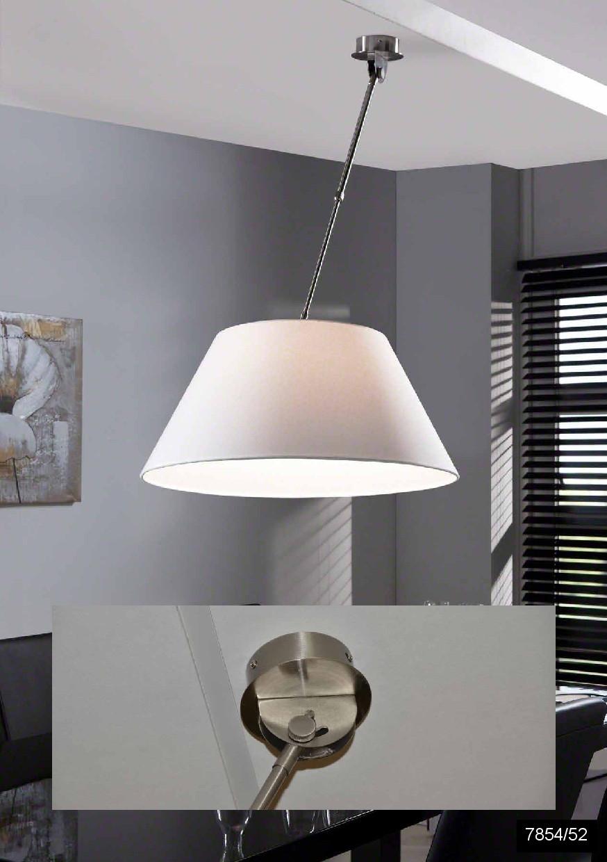 Plafondlamp Softy in wit