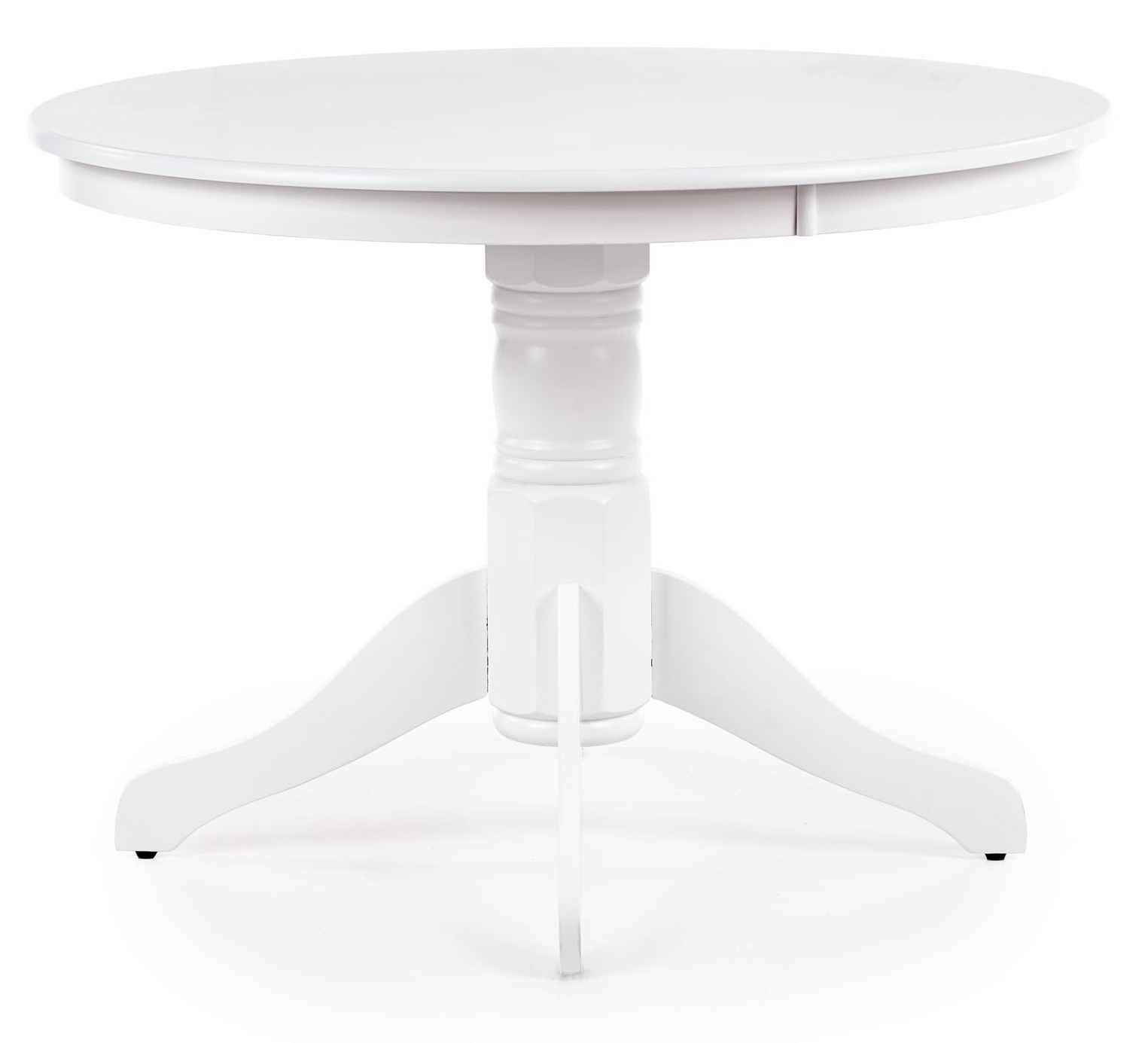 Ronde eettafel Gloster 106 cm breed in wit
