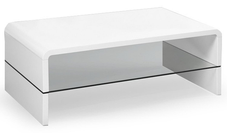 Salontafel Claudia 110 cm breed in wit