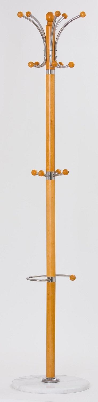 Staande kapstok Alem 185 cm hoog in Els