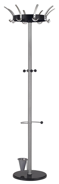 Staande kapstok Sofi 180 cm hoog in grijs