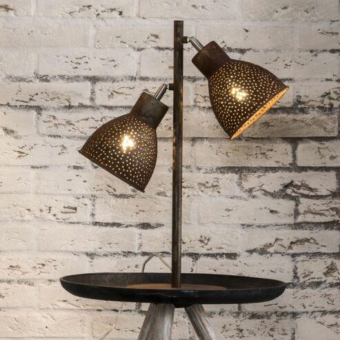 Tafellamp Mira 2 kap