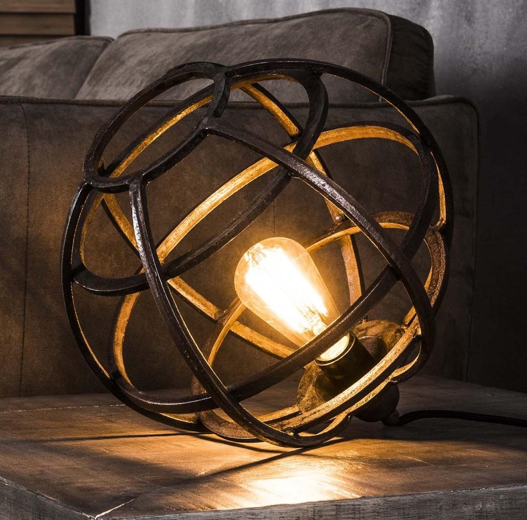 Tafellamp Tatsuya 30 cm hoog - Koper