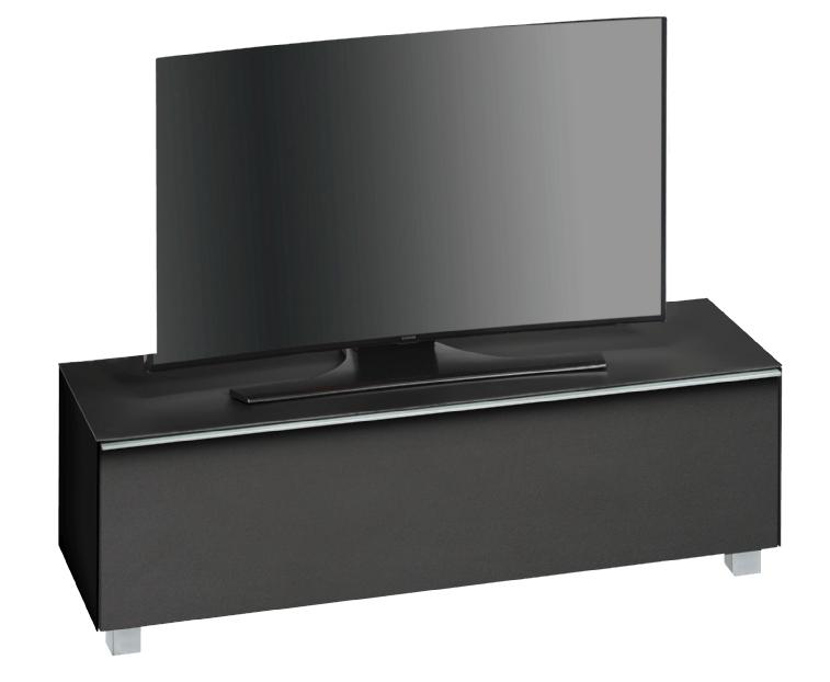 Tv Meubel Fristi 140 cm breed – Zwart