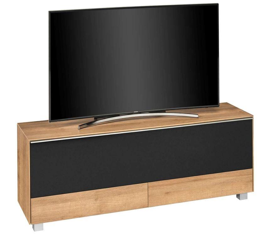 Tv-meubel Fristi 160 cm breed - Eiken