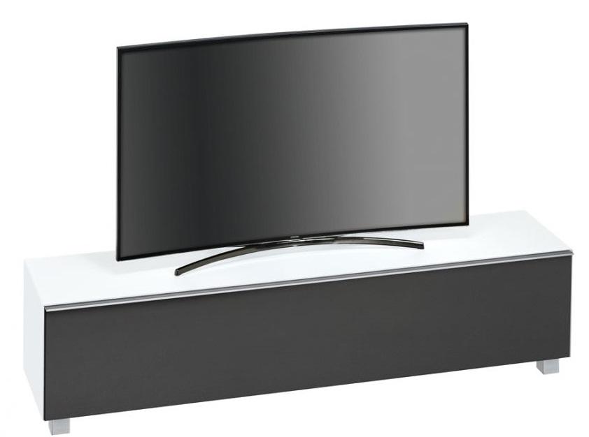 Tv-meubel Fristi 180 cm breed - Wit